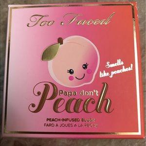 Too Face Papa Don't Peach